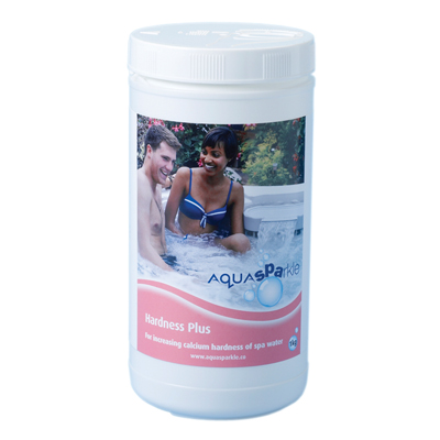 Hardness Plus, for increasing calcium hardness of spa water